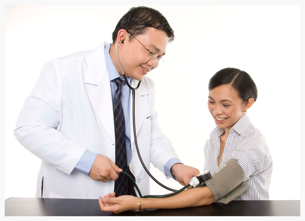 Don't forget to see your doctor for a check-up.  (Source: healthway.com.ph)