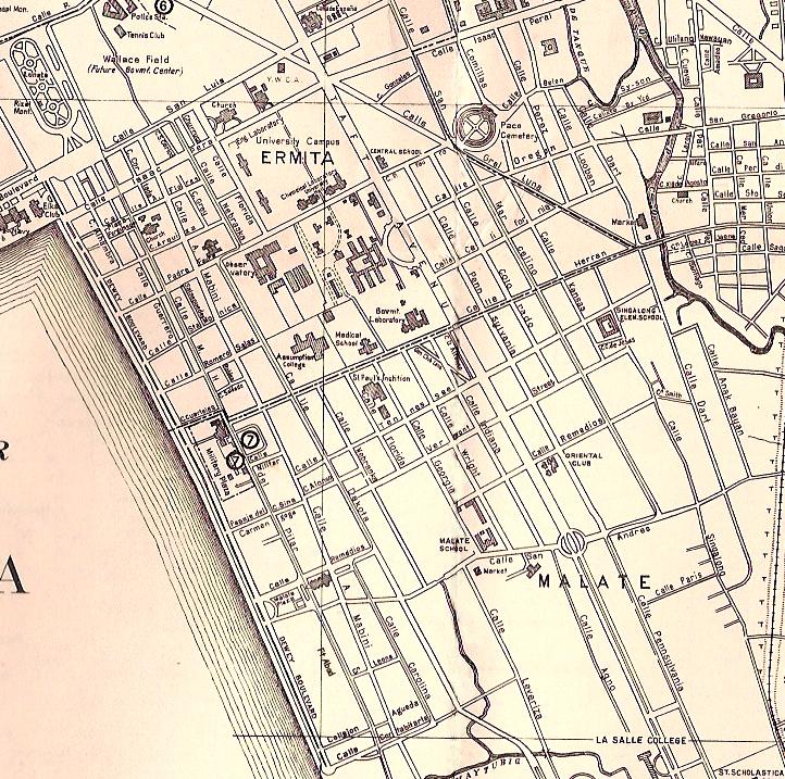 Ermita district – 1935