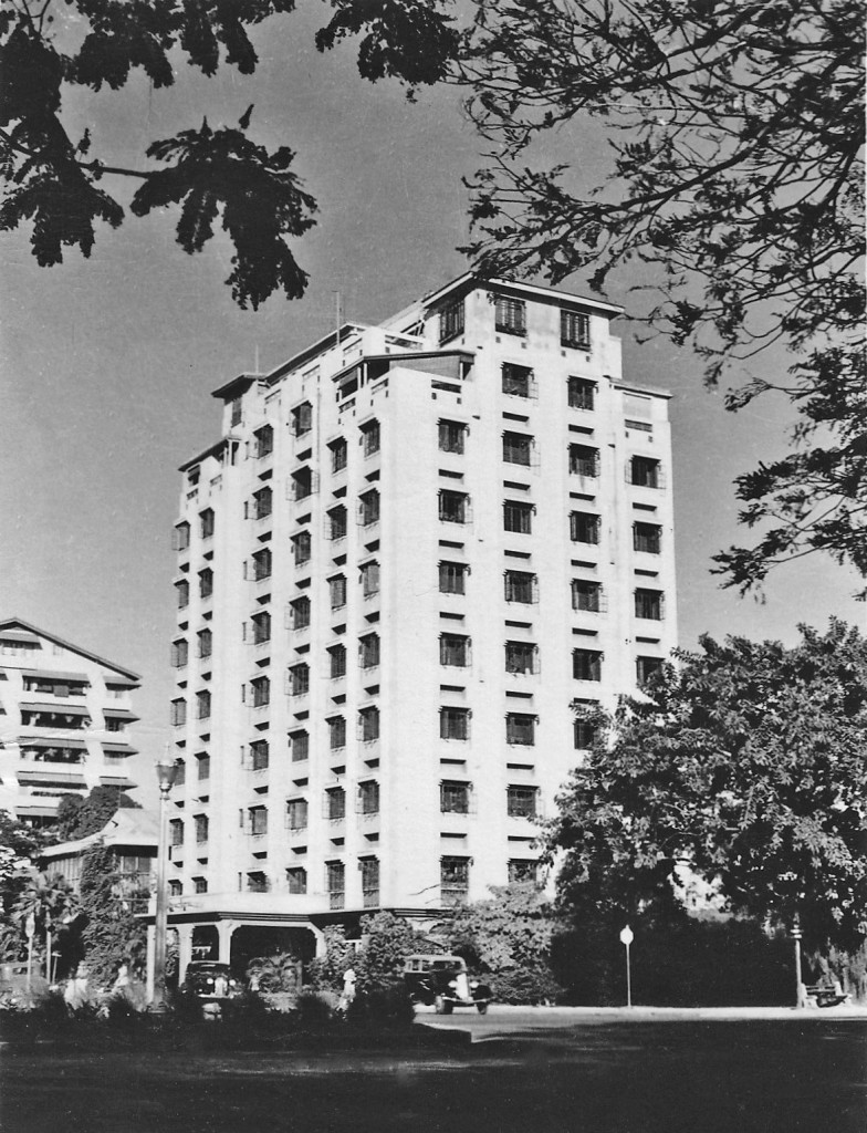 Bay View Hotel, late 1930s (Source: manilanostalgia.com)
