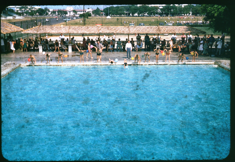 A & N Club Pool c.1957 (courtesy of Skip Haven; Source: manilanostalgia.com)