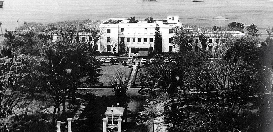 American High Commissioner's Office (American Embassy) (Source: manilanostalgia.com)