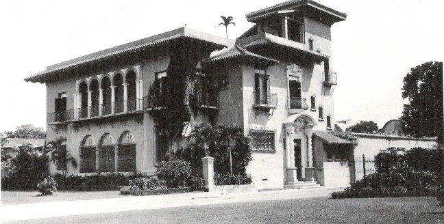 El Nido mansion owned by E.A. Perkins (Source: manilanostalgia.com)