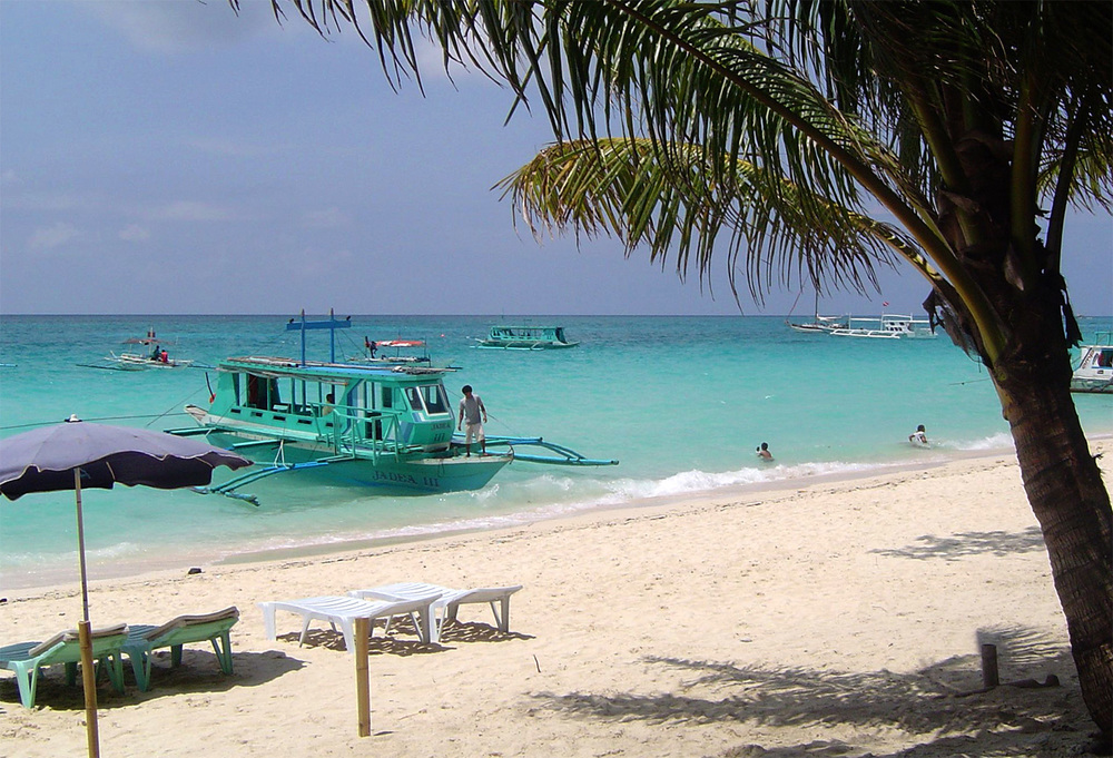 Boracay (Source: Wikimedia Commons)