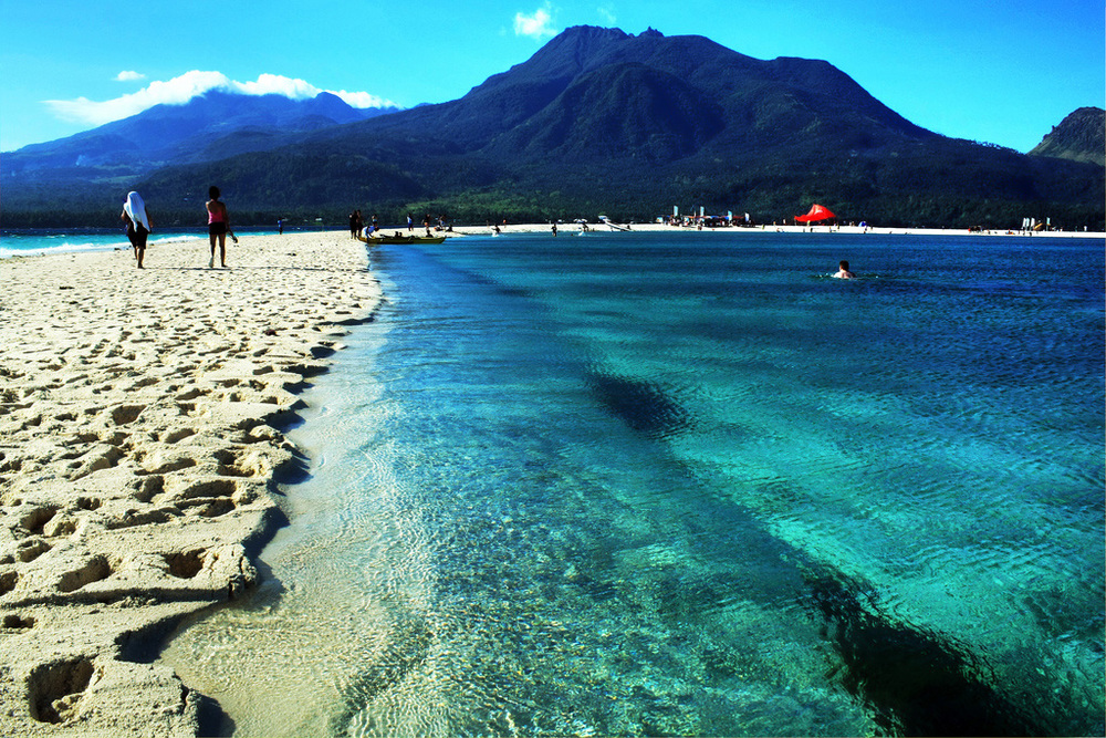 Camiguin Island (Source: Wikimedia Commons)