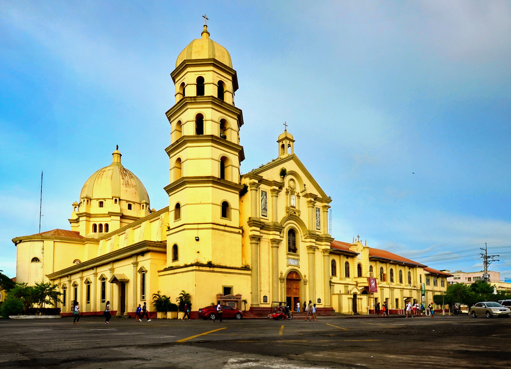 San Sebastian Cathedral in Lipa City, Batangas (Photo by Allan Jay Quesada/Wikimedia Commons)