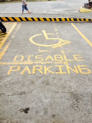 Disable Parking