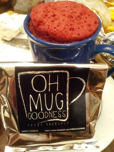 Oh Mug Goodness  (Photo courtesy of Nina Infortuno Camacho)