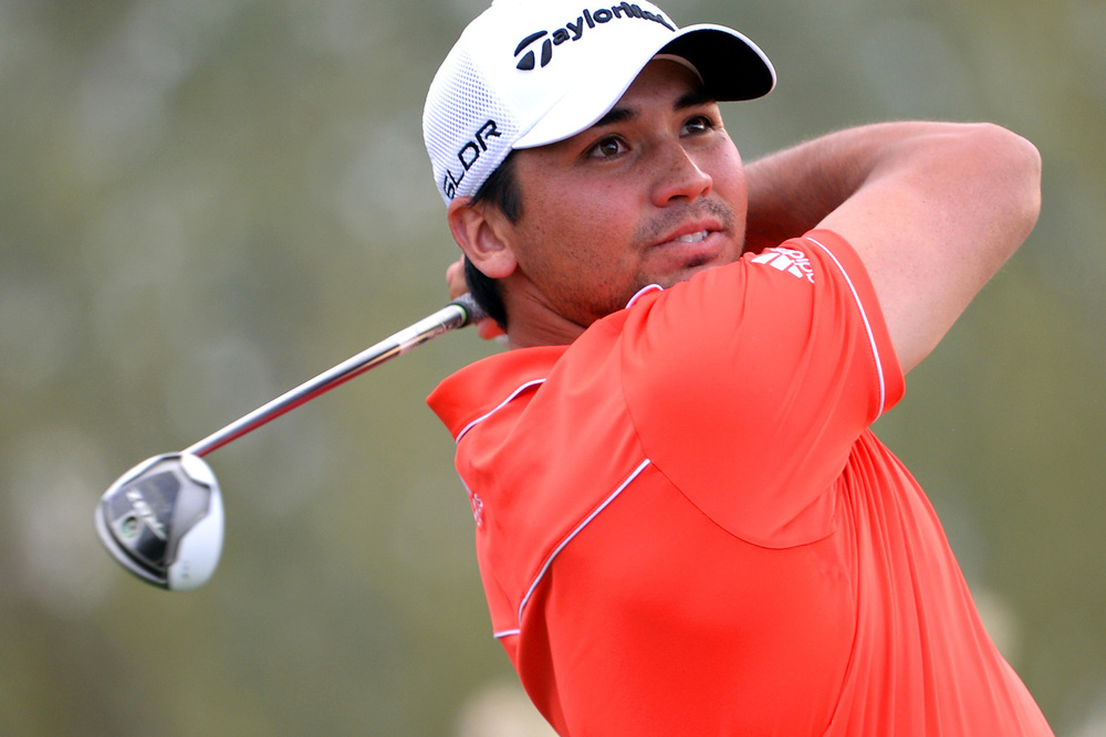Jason Day at the Match Play tournament  (Source: Getty Images)