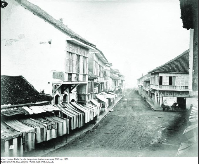 Escolta—1870(Source:ManilaNostalgia)