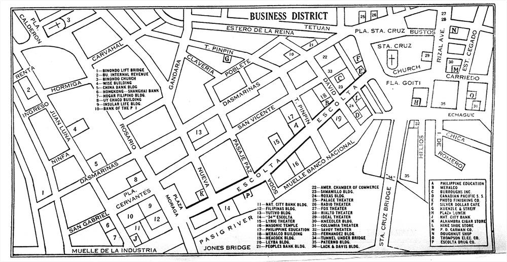 Manilabusinessdistrict—c.1935(Source:ManilaNostalgia)