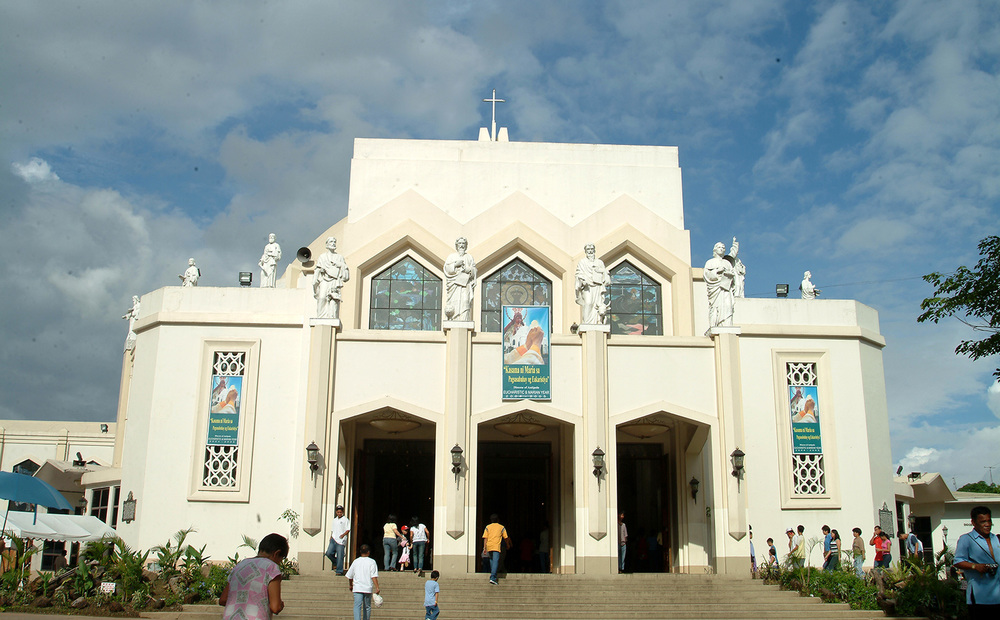 The Antipolo Cathedral (Source: www.antipolo.ph)