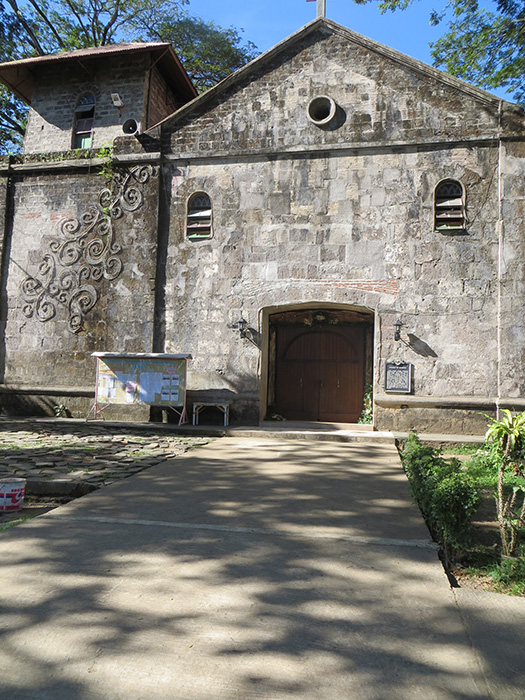 Nuestra Señora de la Anunciata Parish (Photo by Excel Dyquianco)