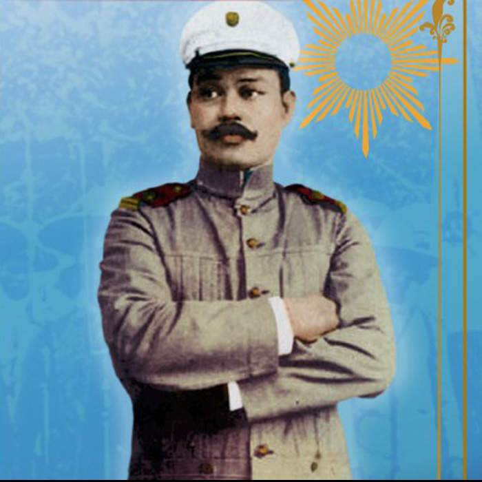 "Antonio Luna, who wrote under the name ""Taga Ilog"" (Source: malacanang.gov.ph)"