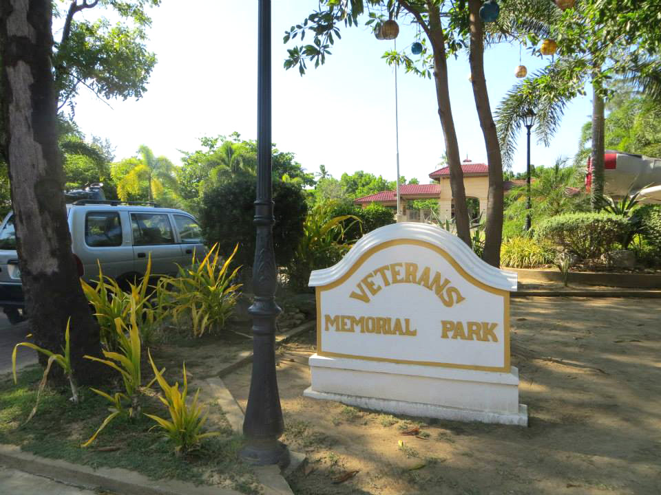 Veterans Memorial Park (Photo by Excel Dyquiangco)