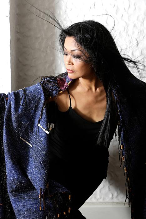 Grace Nono (Photo by Neal Oshima)