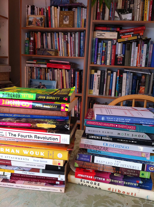 100 books for 2014 (Photo by Gemma Nemenzo)