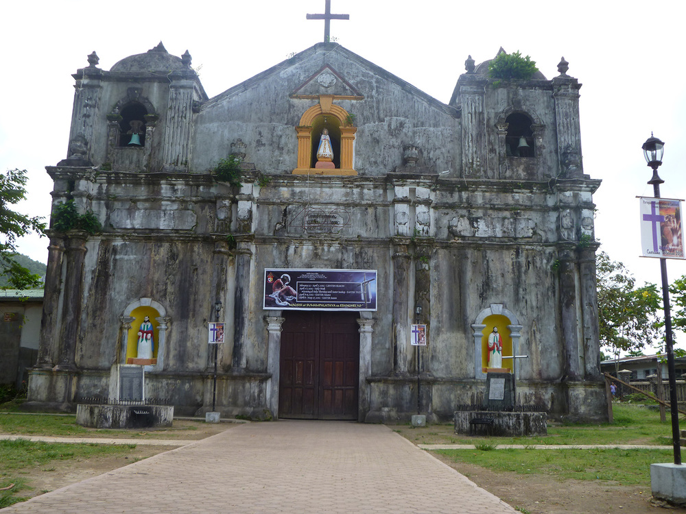 Paracale Church (Photo by Excel Dyquiangco)