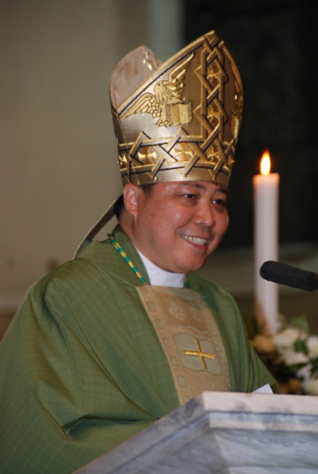 Archbishop Bernardito C. Auza (Photo from CBCP News)
