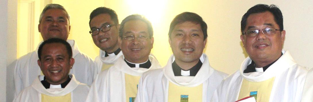 The Singing Priests of Tagbilaran