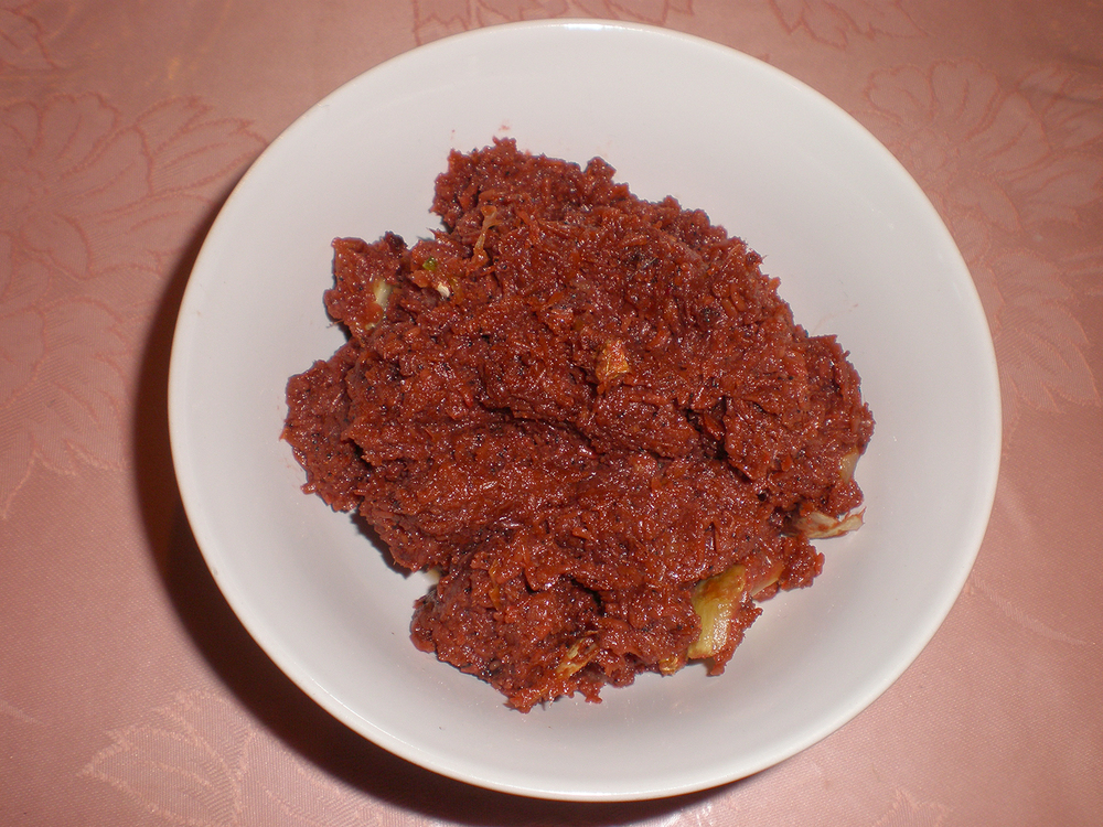 Bagoong (Source: wikipedia.org)