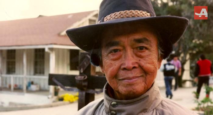 United Farm Worker leader Pete Velasco (Source: youtube.com/AARP)
