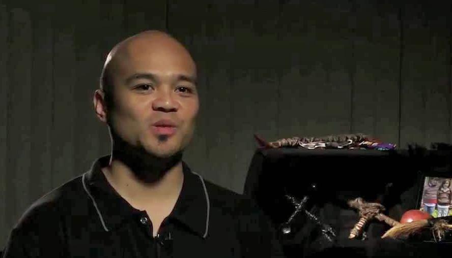 Fil-Am director Walter Boholst (Source: voodoopossession.com)