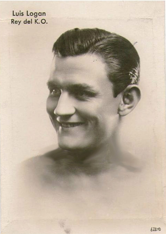 Luis Logan (Source: Boxeo 1930s)