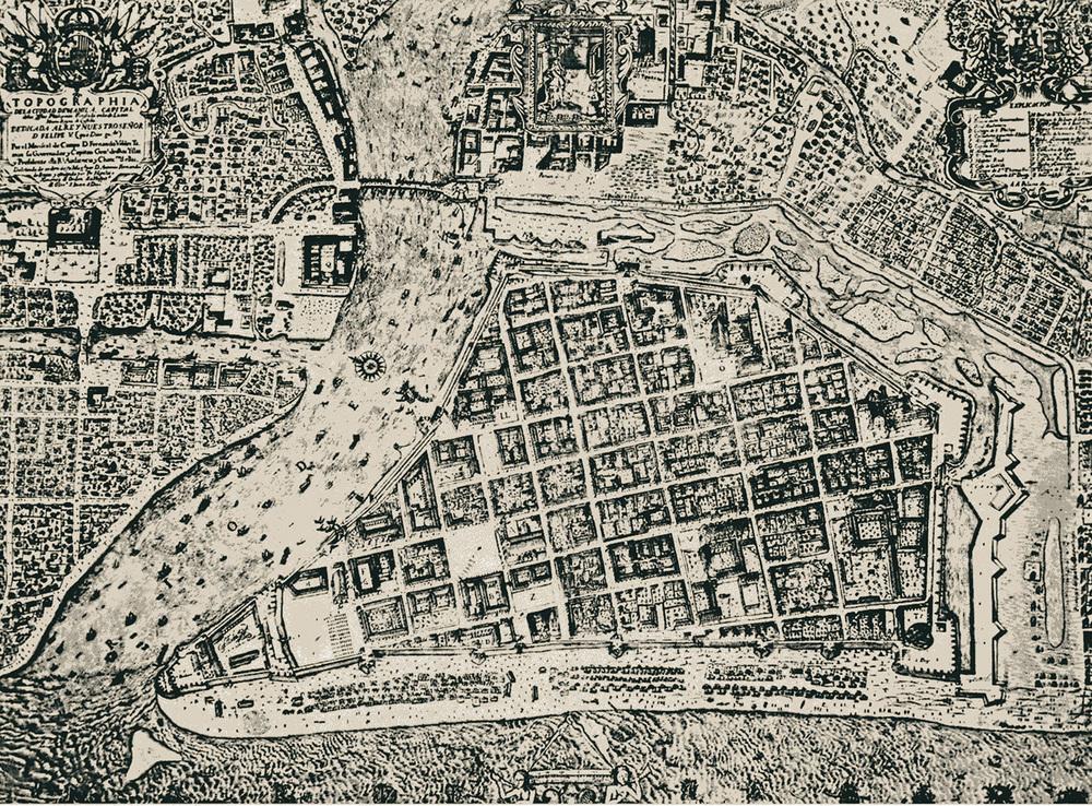 Topografia de la ciudad de Manila  by Antonio Fernandez de Roxas, Filipinas Heritage Library