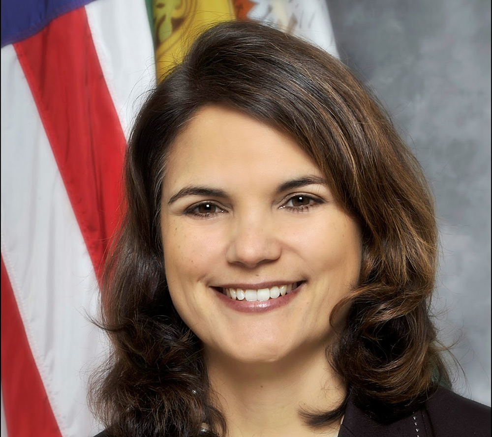 Nani Coloretti, Deputy Secretary of the U.S. Department of Housing and Urban Development (HUD).