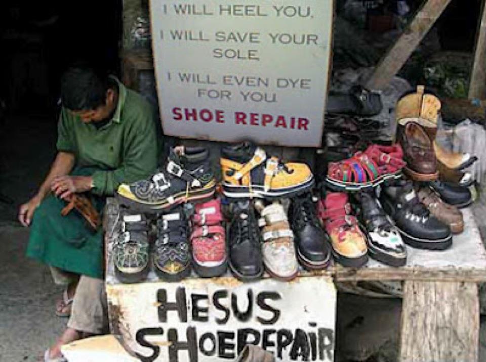 Hesus Shoe Repair (Source: faceboo.com, Pinoy Radio Online)