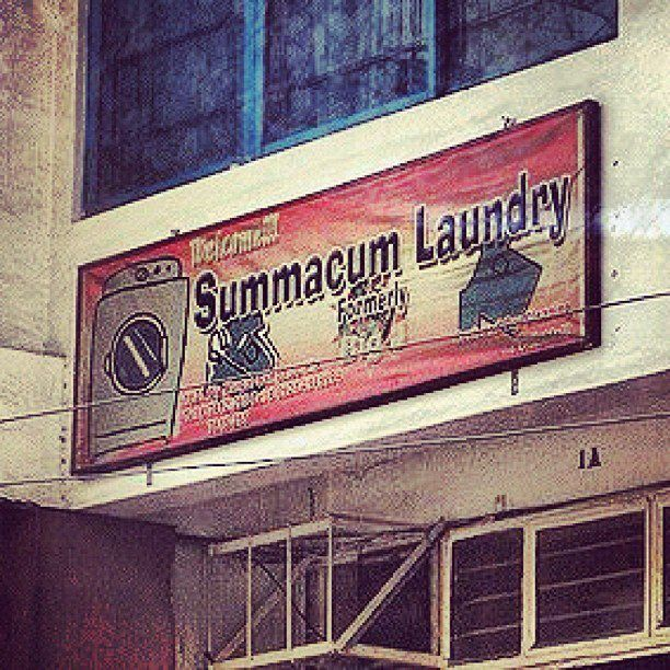 Summacum Laundry (Source: pinterest.com)