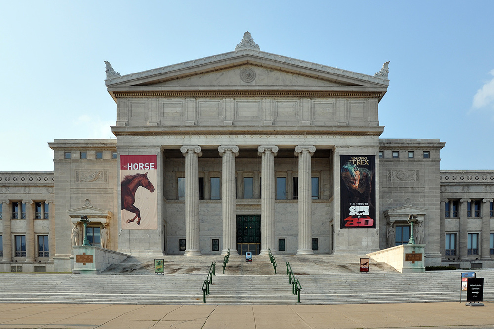 The Field Museum of Natural History in Chicago (Source: wikipedia.org)