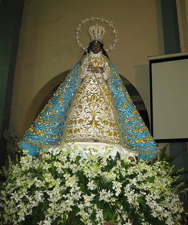 The Virgin of Antipolo (Source: wikipedia.org)