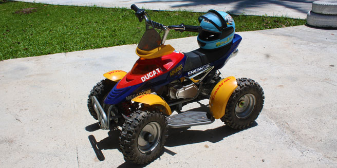 A mini-ATV for kids (Source: extremesportsphilippines.com)