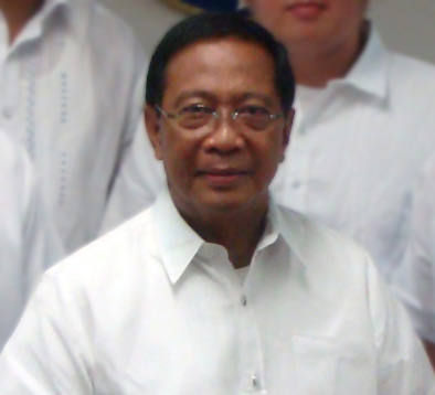 Vice President Jejomar Binay (Source: wikipedia.org)