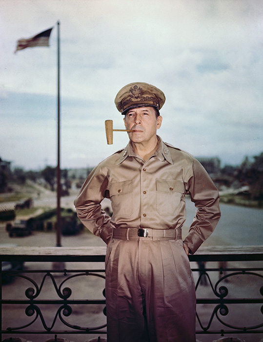 General Douglas MacArthur (Source: history.com)