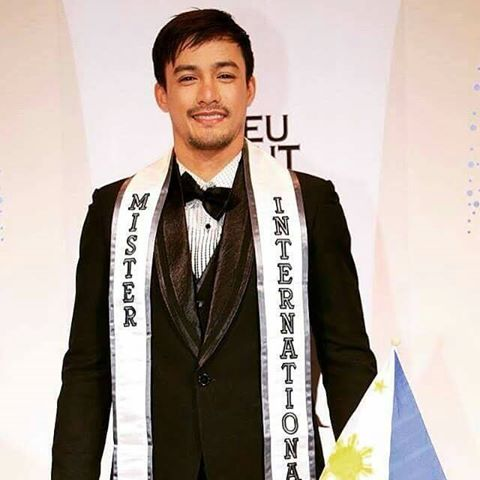 Mister International 2014 Neil Perez (Source: facebook.com)