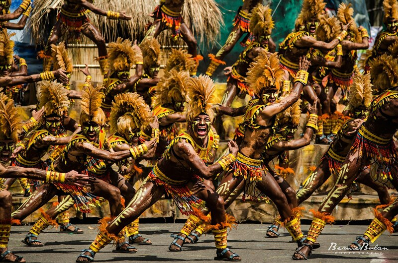 """Warriors"" Dinagyang Festival, Iloilo City"