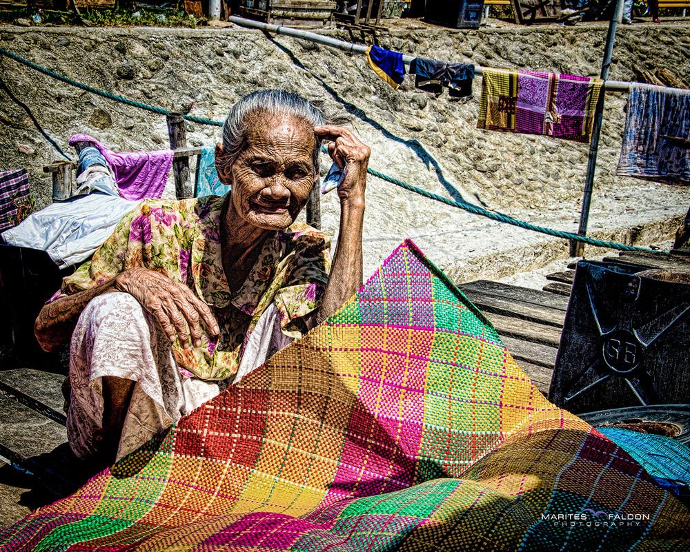 Badjao Weaver