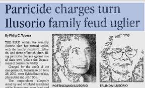 A Philippine Daily Inquirer article published later on the Ilusorios on September 7, 2003 (Source: spot.ph)