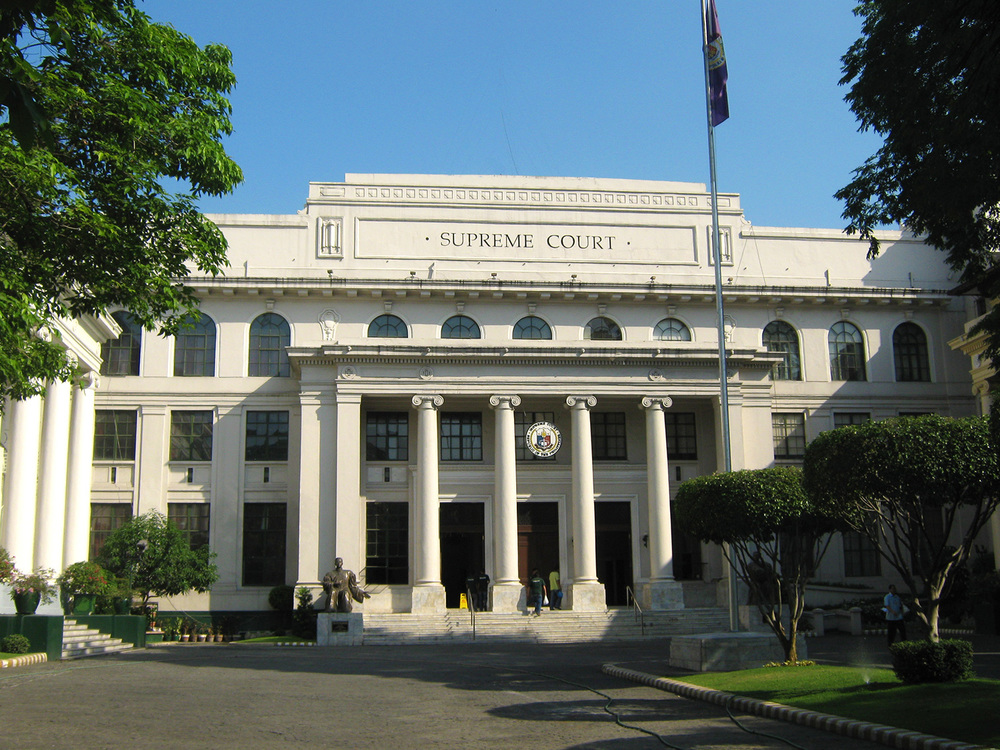 "The Supreme Court of the Philippines where most of the Ilusorio cases were adjudicated and almost became its own ""mini-cottage industry"" within its halls over 14 years.  (Source: wikipedia.org)"