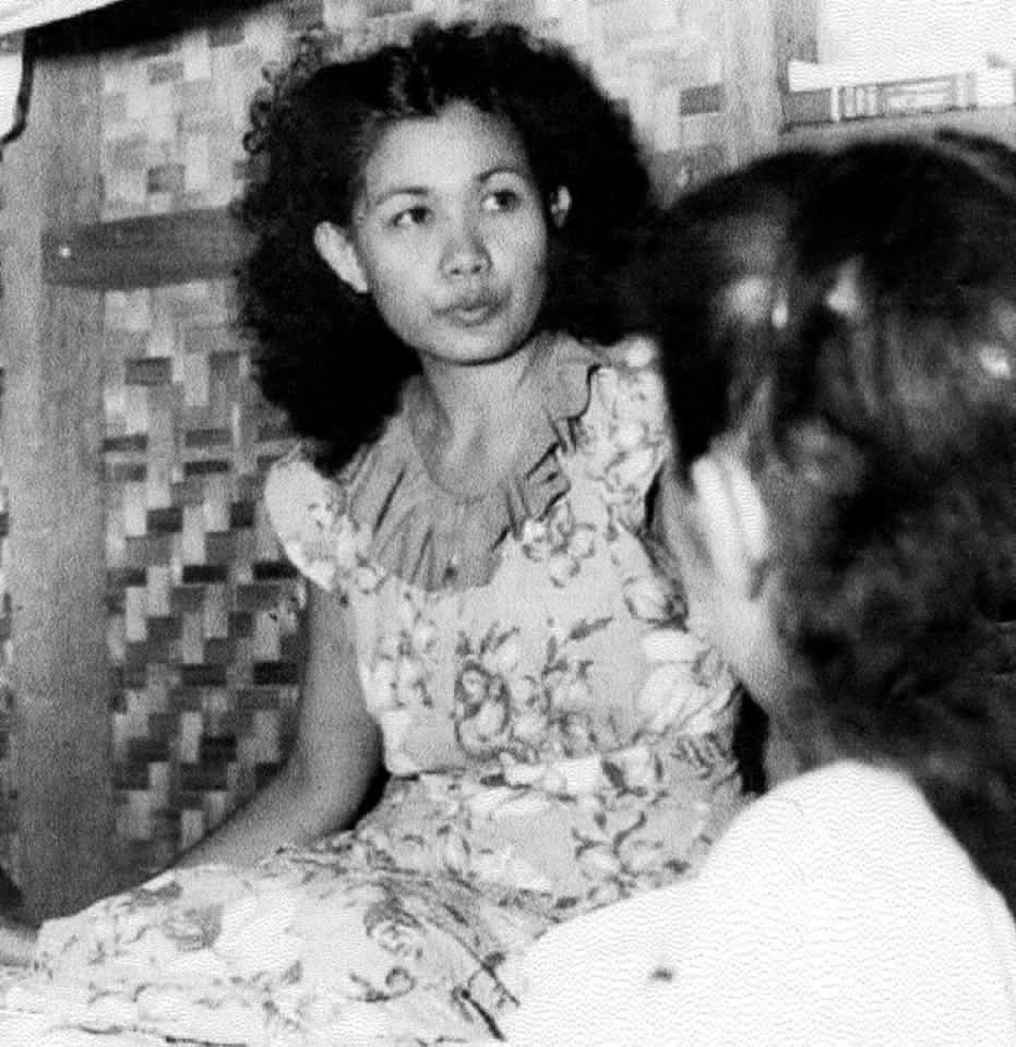 Remedios Gomez a.k.a. Kumander Liwayway, the legendary Huk commander who wore makeup and lipstick before facing Japanese soldiers during WWII (Photo courtesy of Rizal Library, Ateneo de Manila)