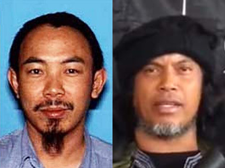 Wanted: Marwan (left, source: yahoo.com) and Abdul Basit Usman (source: mb.com.ph)