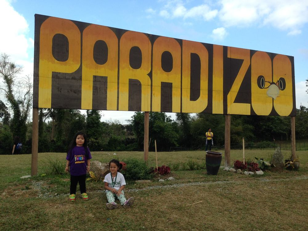 Paradizoo in Tagatay (Photo by Dr. Joben Abraham)
