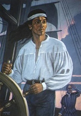 An illustration of Enrique (Source: www.balangay-voyage.com)