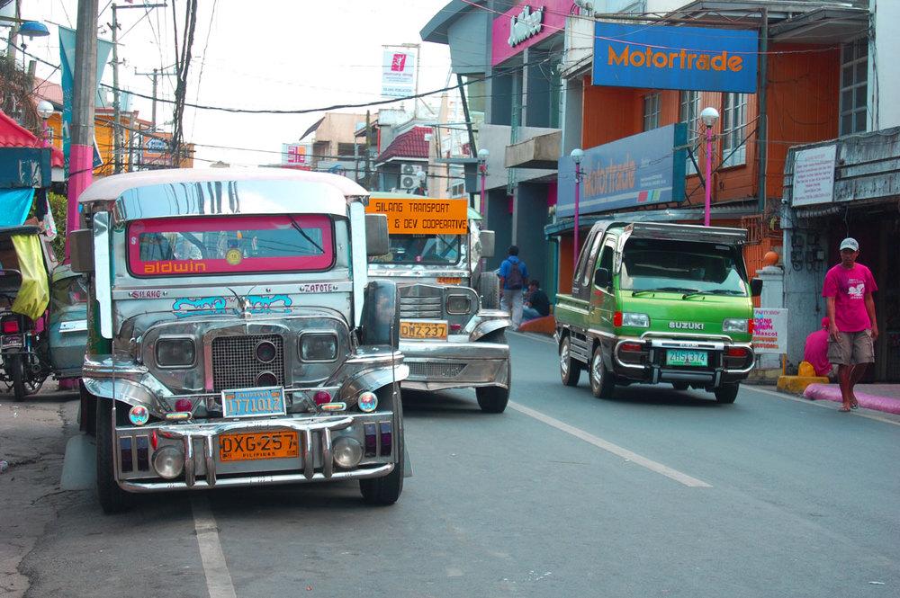 Jeepneys of Silang