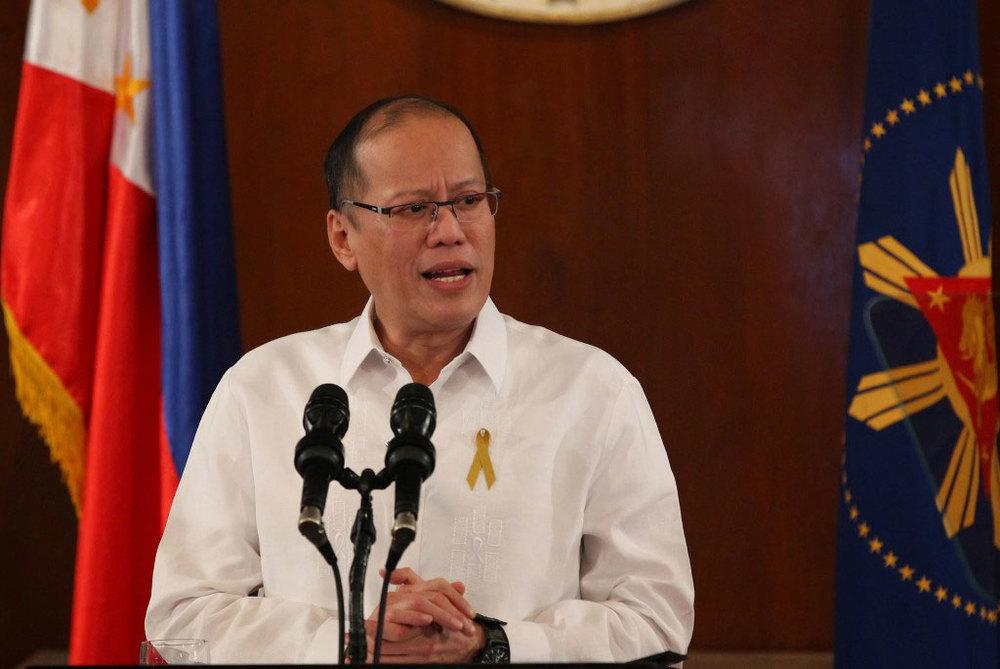 President Benigno Aquino III (Photo by Ryan Lim/Malacañang Photo Bureau)