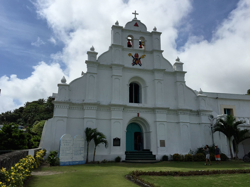 Mahatao Church (Photo by Omar Paz)