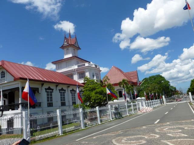 The Aguinaldo Shrine - Kawit, Cavite (Photo by Elizabeth Ann Quirino)