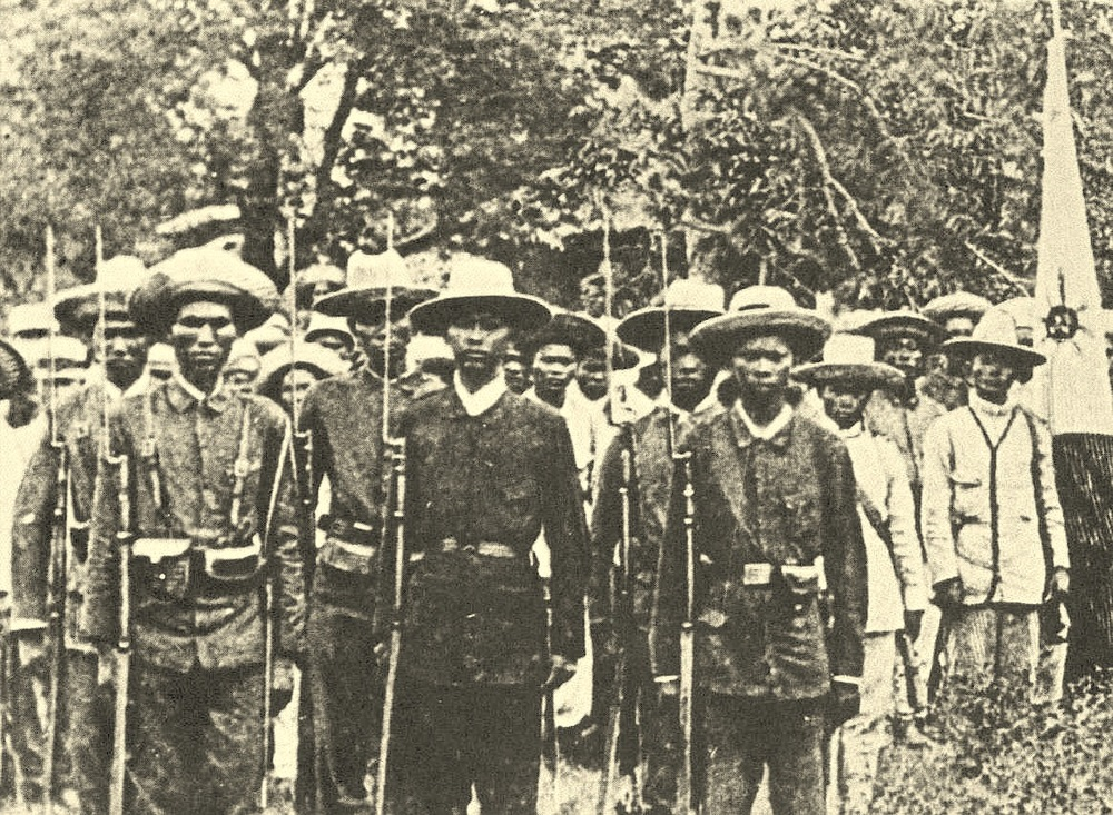 The Katipuneros (Source: Wikimedia Commons)